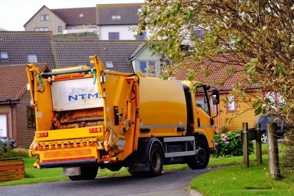 Domestic Waste Collections