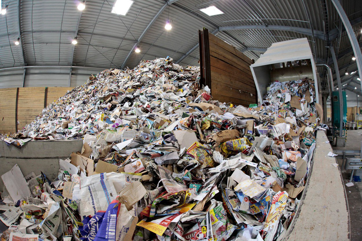 Card & Paper Recycling Halifax